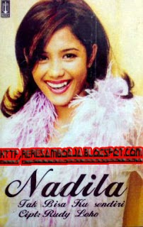 Nadila - Tak Bisa Ku Sendiri (Full Album 1998)