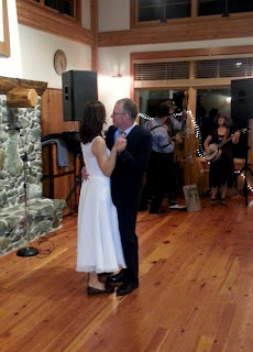 Jenn & Matt's first dance at their wedding - Photo by Patricia Stimac, A Heavenly Ceremony