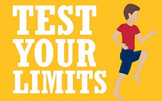 Testarea limitelor organismului uman prin alergare