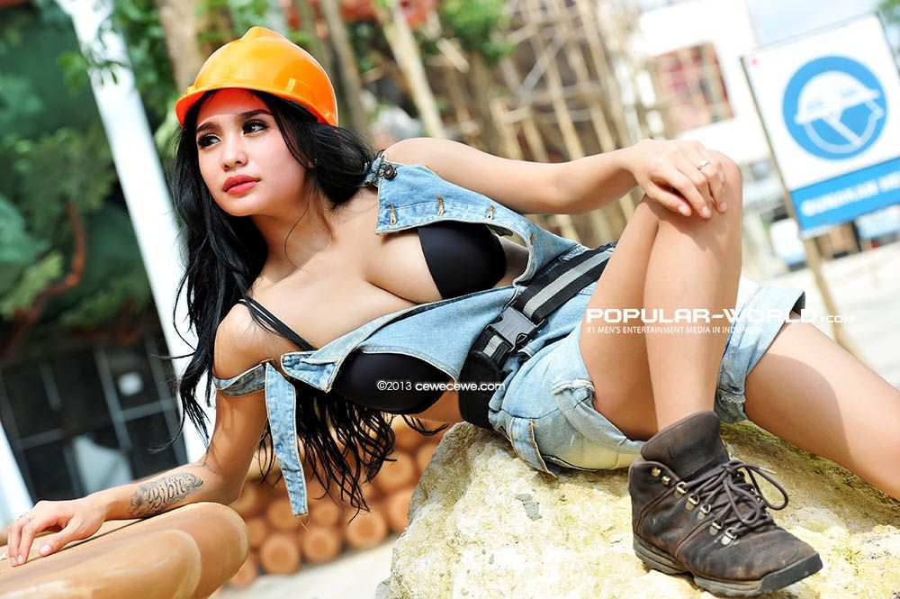 New Sexy Model Gallery Bibie Julius For Popular World March