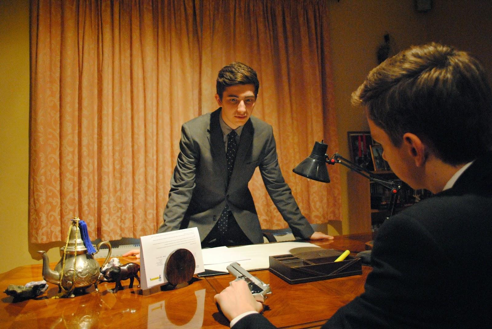 coursework film study