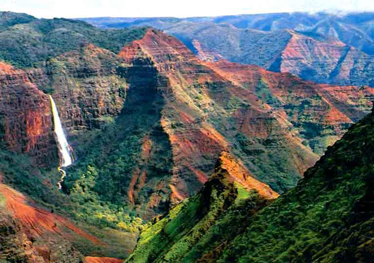 Obert Ada Waimea Canyon Or Grand Canyon Of The Pacific