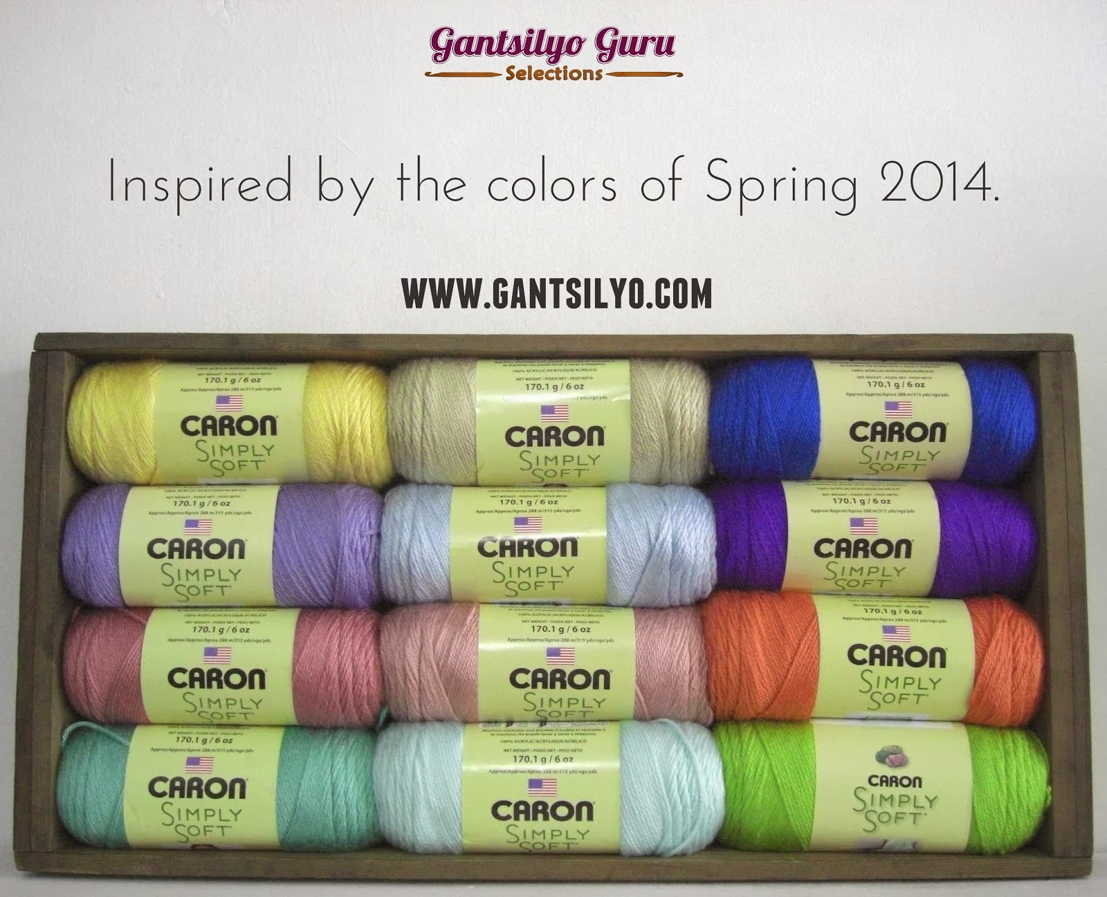 Try Caron Simply Soft Yarn