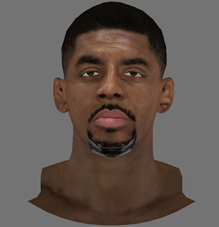 NBA 2K14 Kyrie Irving Next-Gen Face Mod