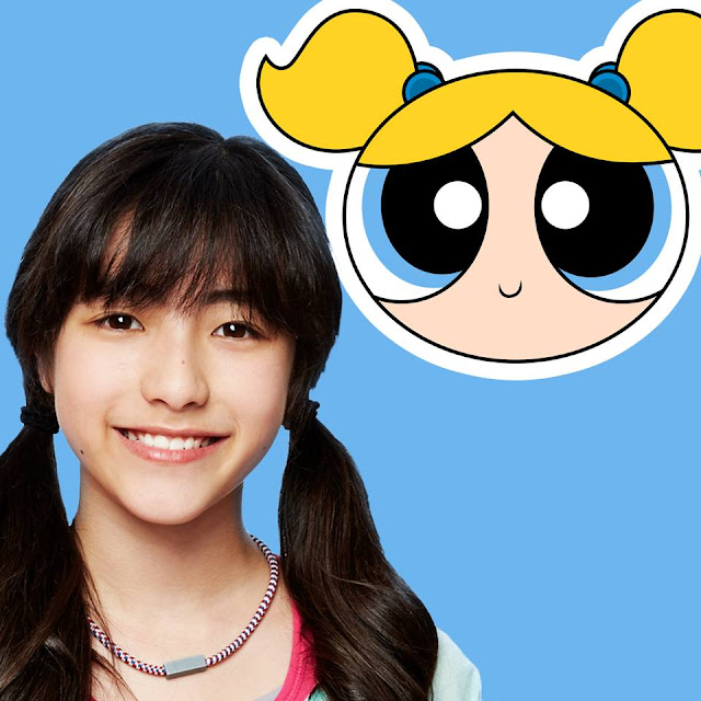 Kristen Li as Bubbles