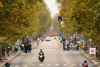 Partenza Maratona di Palermo 2012