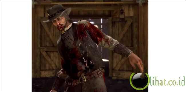 Red Dead Redemption (Kematian dari John Marston)