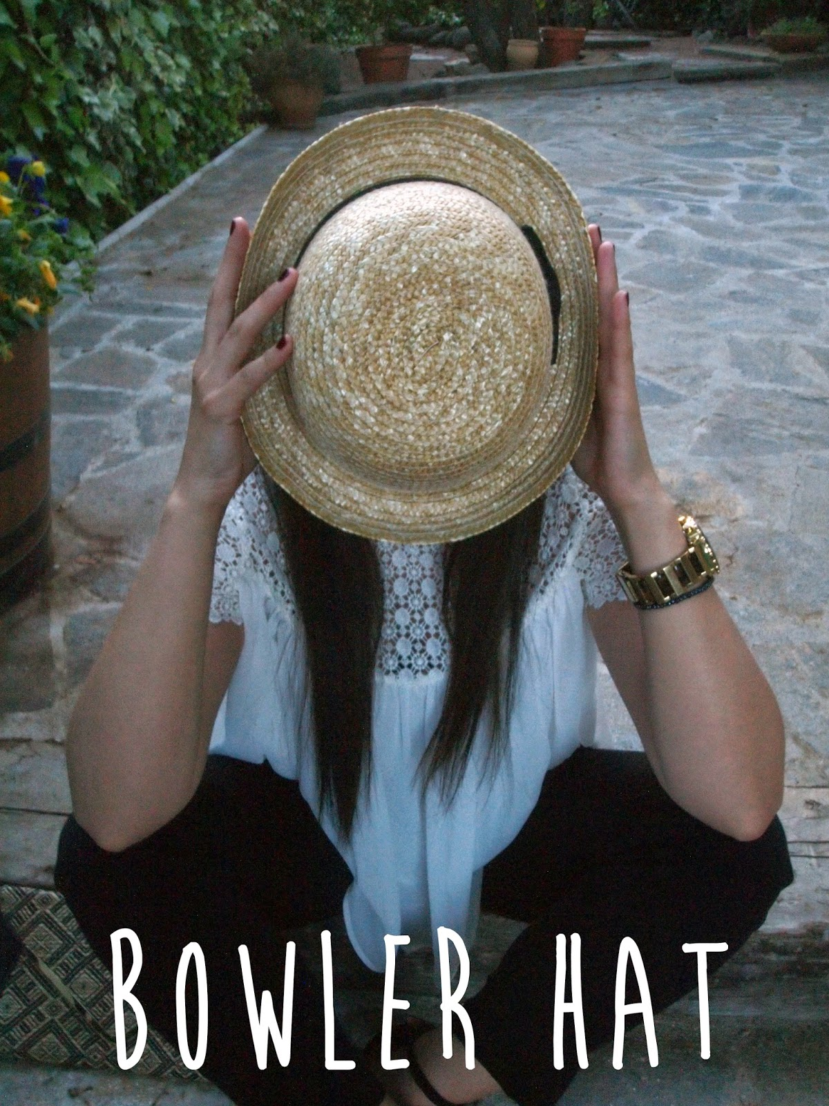 Bombín_mujer_ Bowler_hat