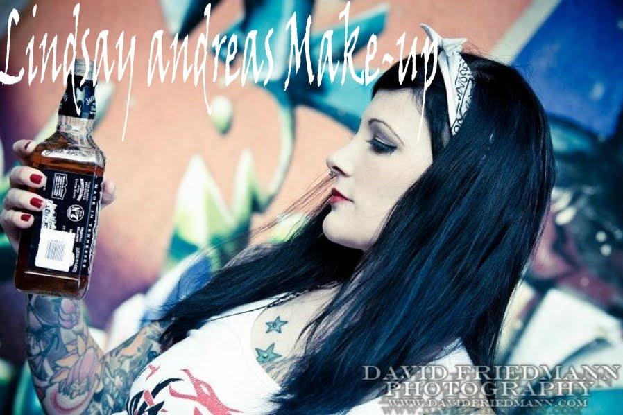 Lindsay andréas Make-Up