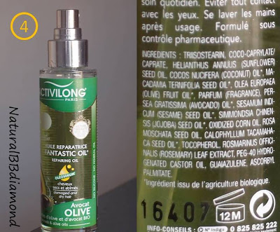 L'huile réparatrice fantastic oil Activilong