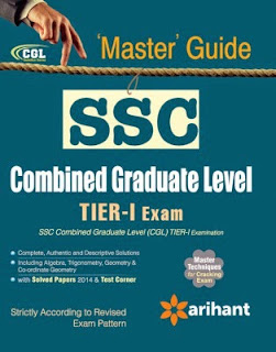 Best book for ssc cgl gk topics