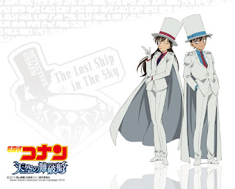 #1 Detective Conan Wallpaper