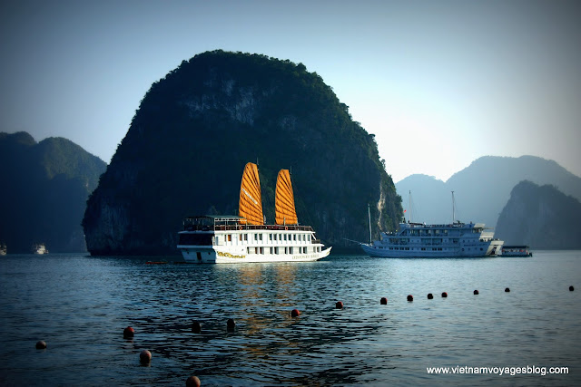 Halong Bay - Jan 2013 - Photo by Nguyen Tu Tam