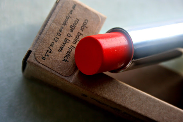 Stila Color Balm Lipstick in Valentina - Review, Photos & Swatches