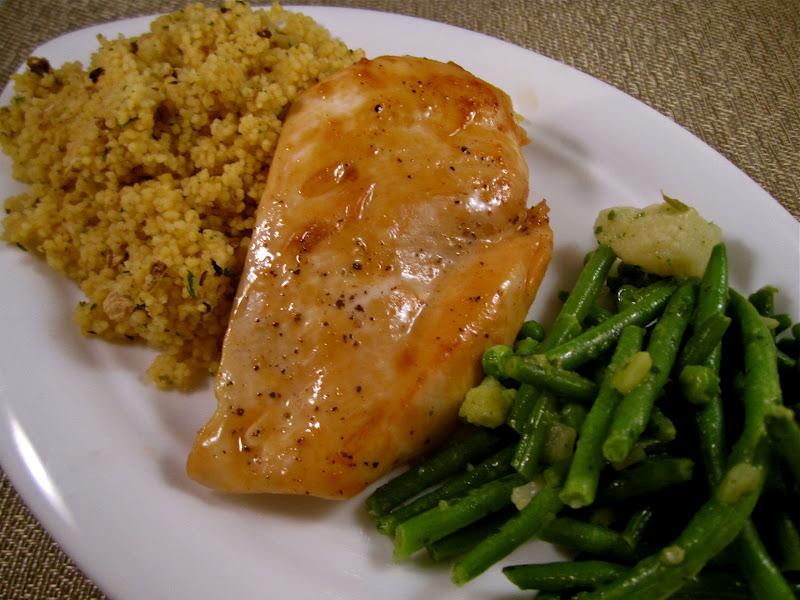 Stephanie Cooks: Honey Marsala Glazed Chicken