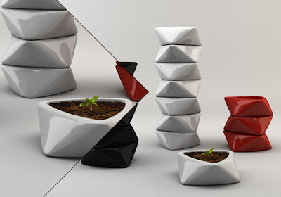 Modern Planters and Creative Flowerpot Designs (15) 3