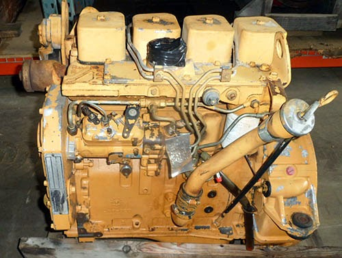 Used cummins 3.9L engine