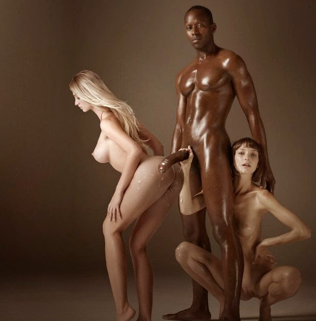 art Bisexual nude