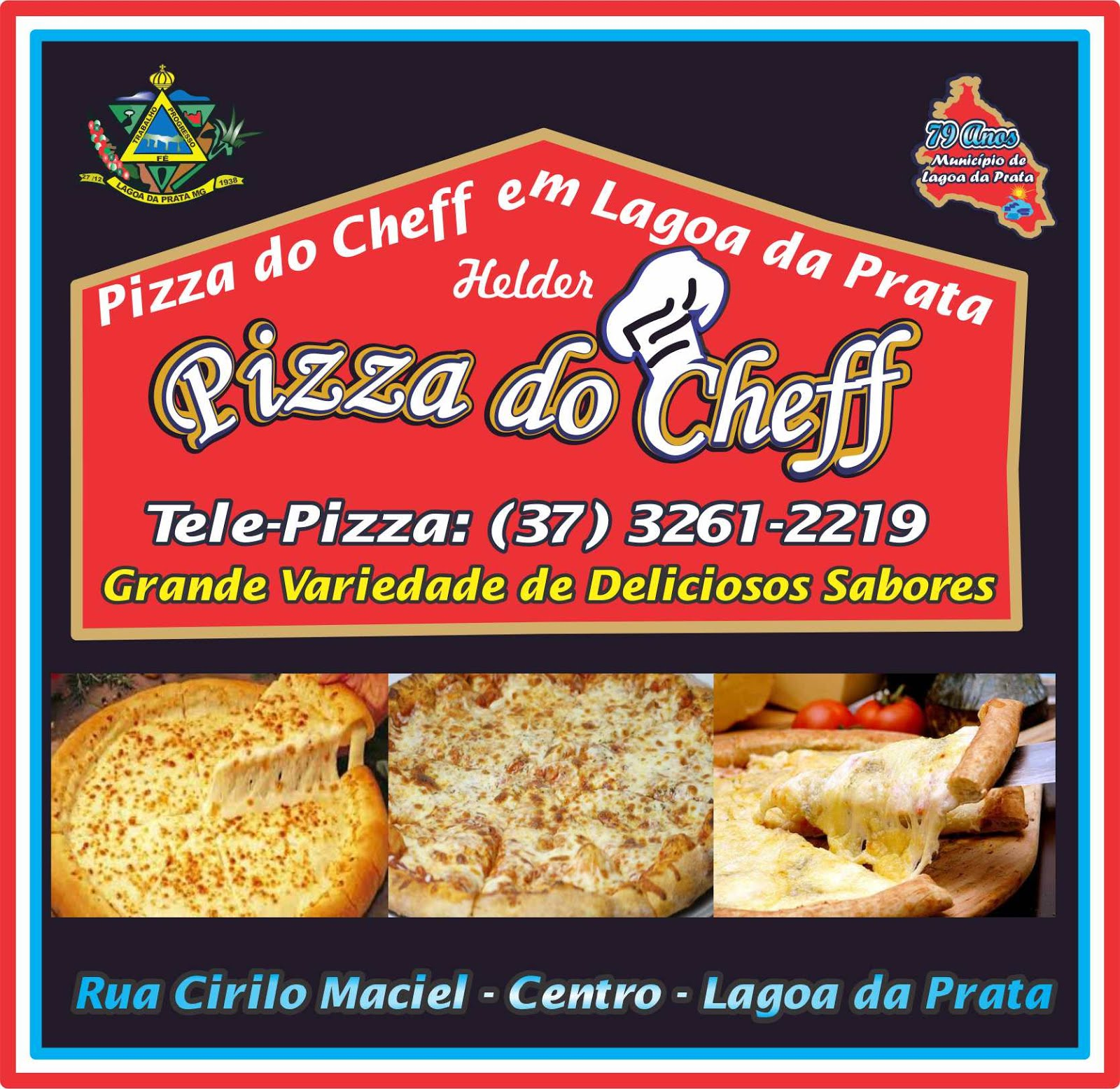 Pizzaria Pizza do Cheff