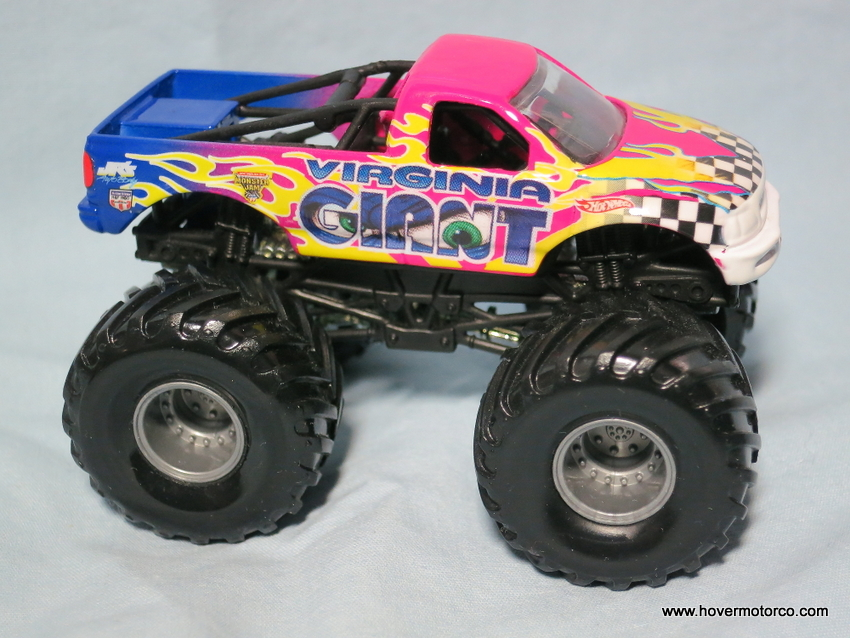 Hover Motor Company Monster Truck History And Hot Wheels