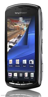 Sony Ericsson XPERIA Play smartphone pics