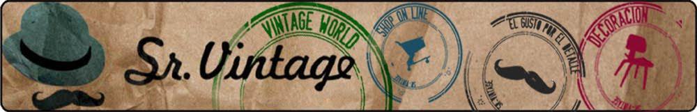 Sr-Vintage / Decoración Vintage & Retro Design