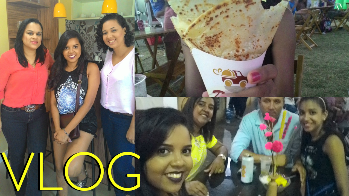 Vlog em Salvador, Esmalteria Nacional, Spa das Sobrancelhas