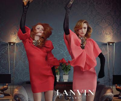 Campaña de Lanvin con Pitbull
