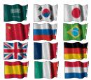 Google Flag Translate Widget For Blogger Blogspot 06
