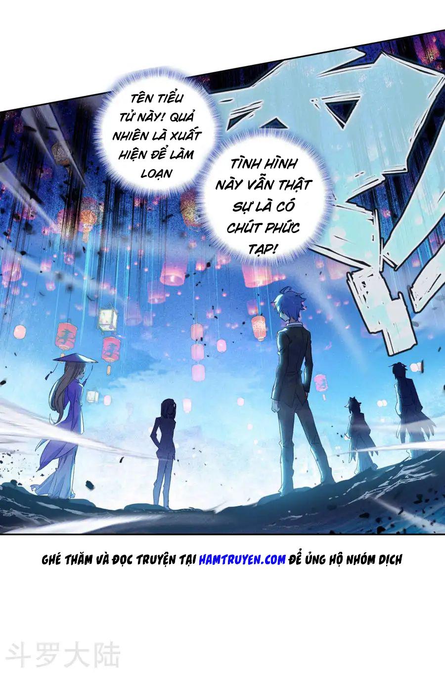 Tuyệt thế Đường Môn - Đấu La Đại Lục 2 chap 192 - Trang 37