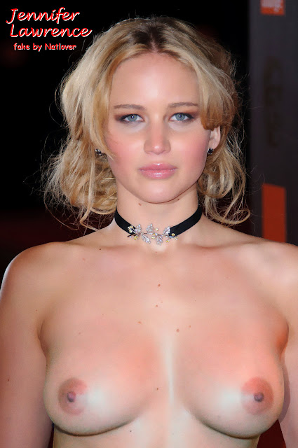 Jennifer Lawrence Nude