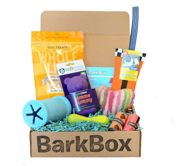 25% Off a 3 Month Subscription to Bark Box at Fab.com - Monthly Pet Subscription Boxes