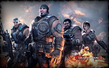 #18 Gears of War Wallpaper