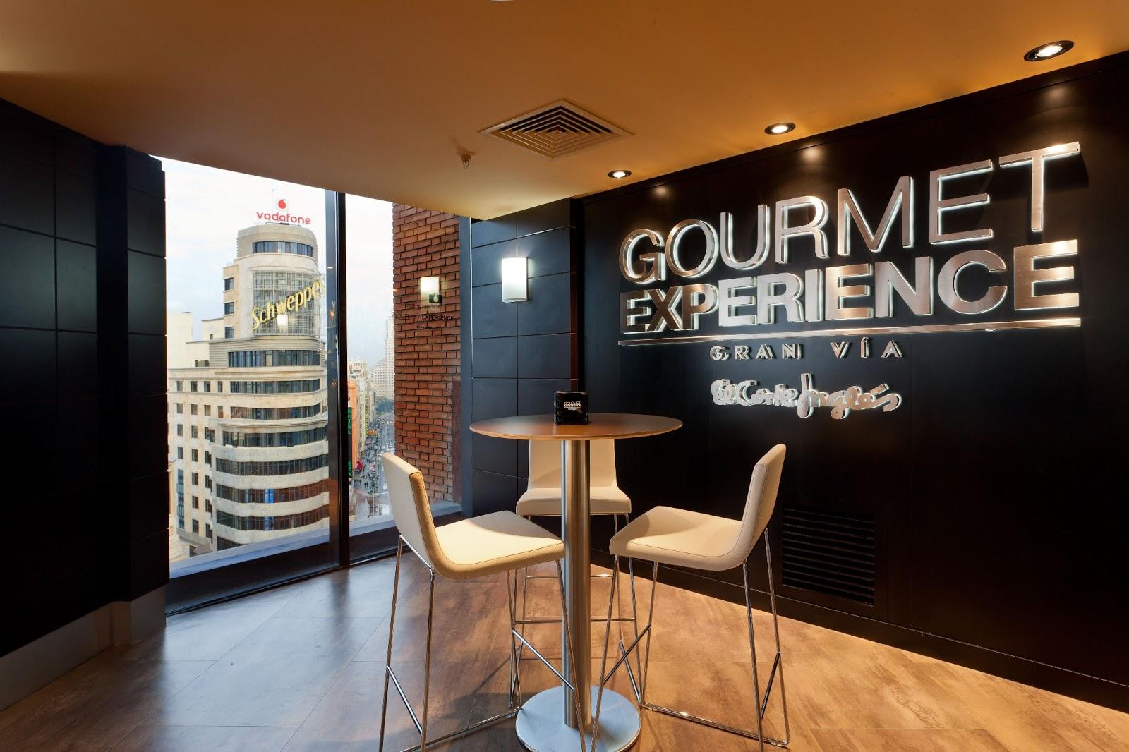 Un domingo por madrid con slippers el blog de silvia - Gourmet experience goya ...