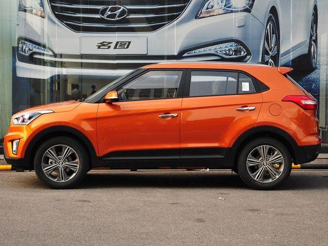 New Unveiled Hyundai Creta IX25 In India 2015