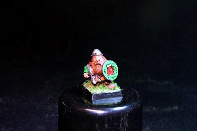 Enano de los Bugman's Dwarf Rangers