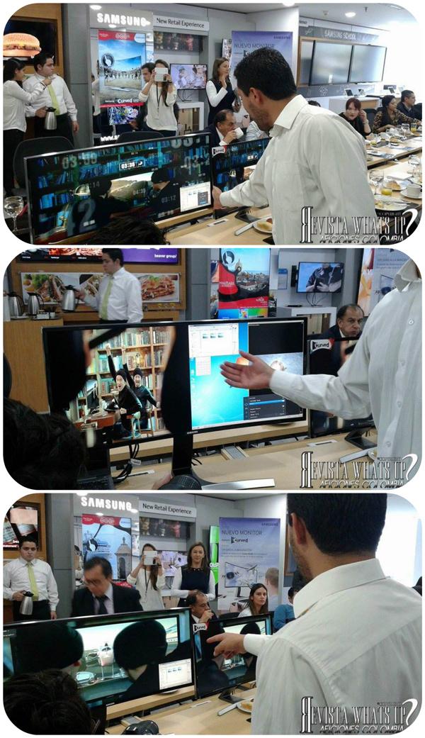 Samsung-lanzó-Colombia-primer-monitor-curvo-del-mercado