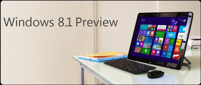 Download Windows 8.1 Preview 32-bit dan 64-bit