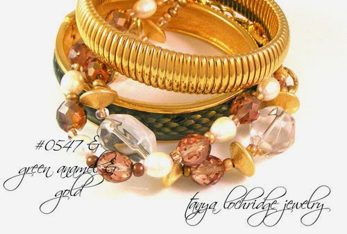 Crystal Quartz, Pearl & Gold Vermeil Bracelet
