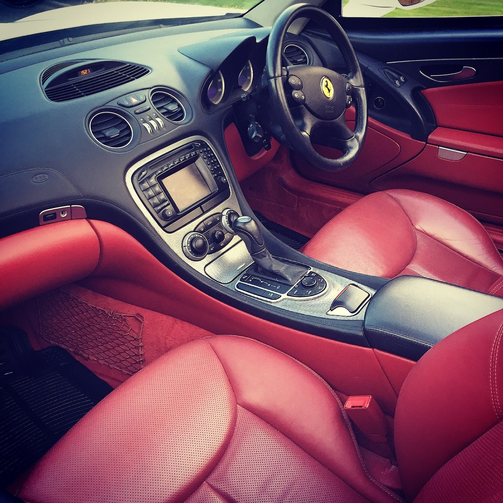 This Mercedes Is One Of The Most Convincing Ferrari California ...