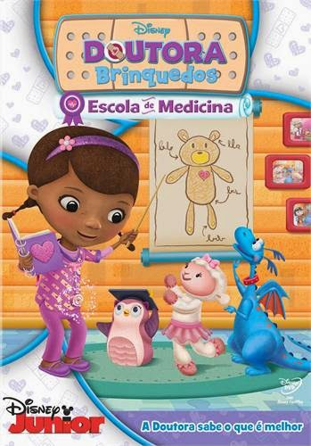 Doutora Brinquedos: Escola de Medicina