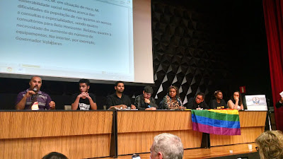 Imagem da plenária estadual de 2015