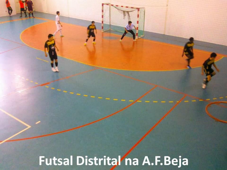 Futsal Distrital na A.F.Beja