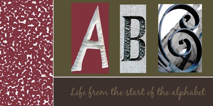 ABC: Life from the start of the alphabet