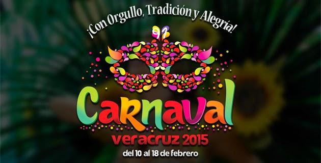 ¡CARNAVAL VERACRUZ MÉXICO 2015 EN VIVO!