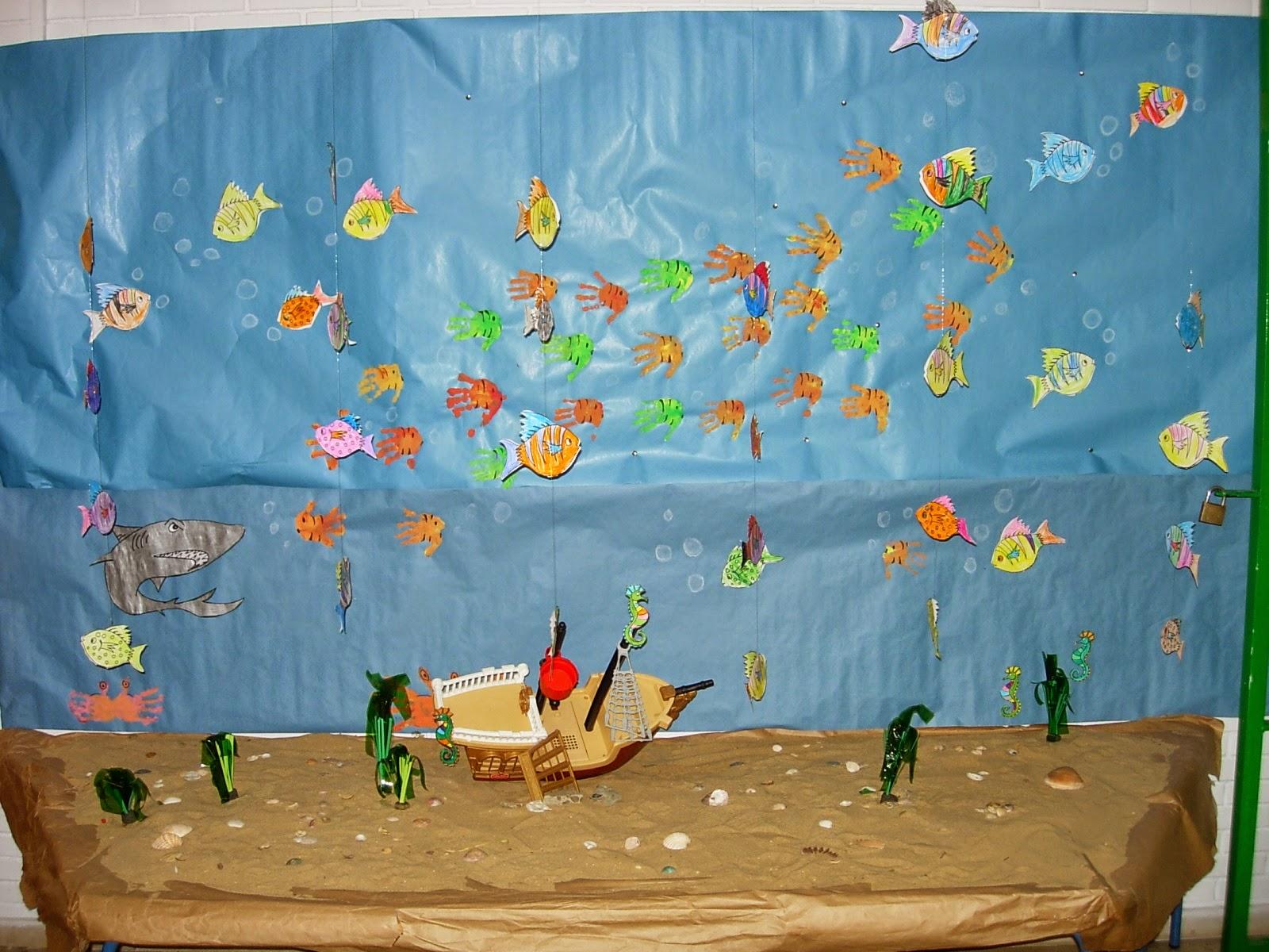 como decorar un mural para una escuela bienvenida