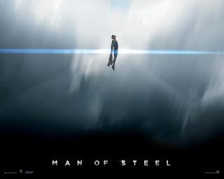 superman levitando