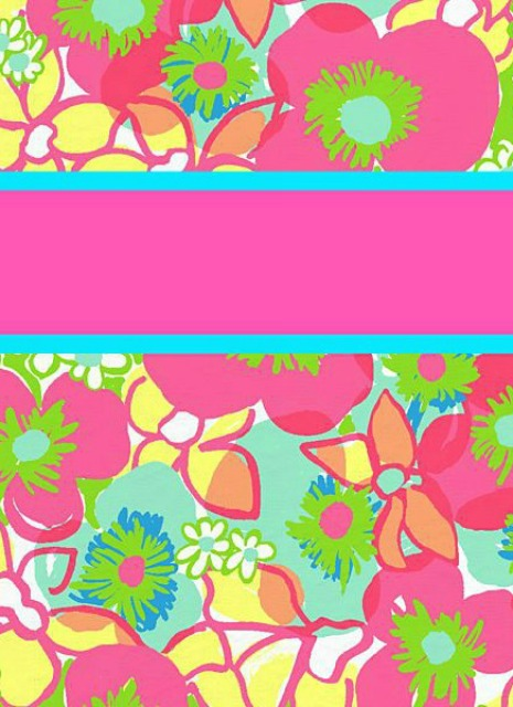 This one s for math lilly pulitzer binder covers math