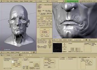 تحميل تنزيل برنامج بلندر للتصميمات ثلاثية الابعاد Download Blender Free Direct برابط مباشر