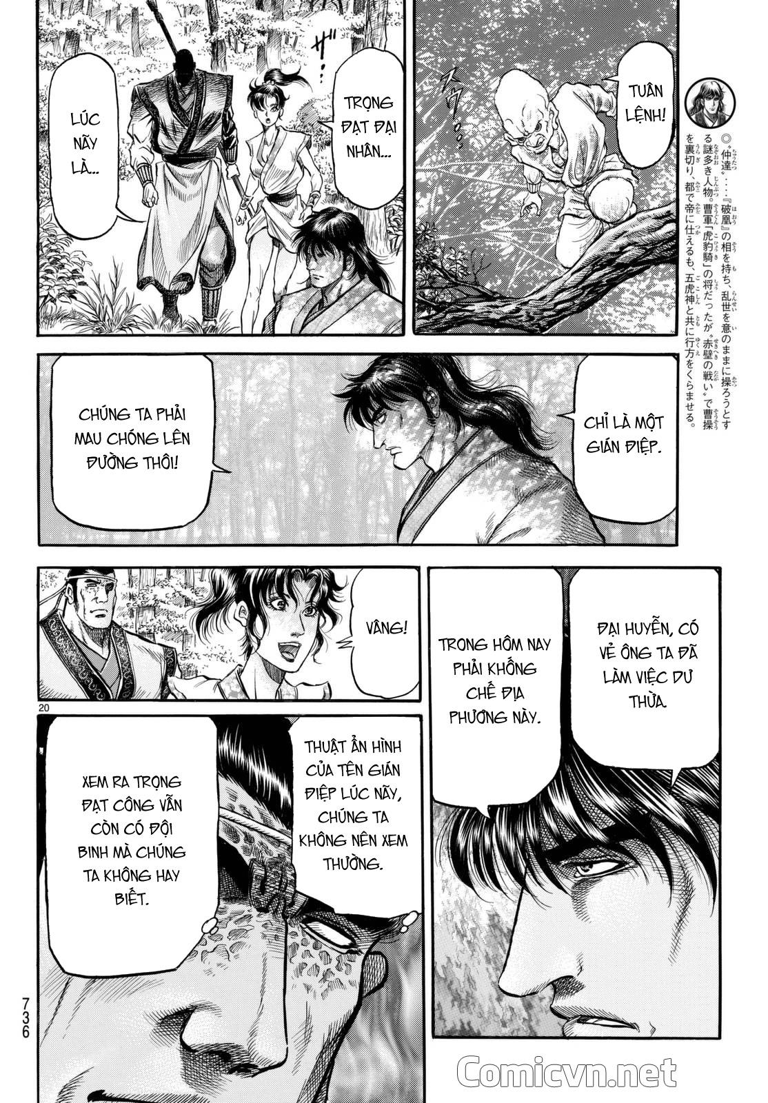 Chú bé rồng-Ryuuroden chap 278.2 Trang 10 - Mangak.info